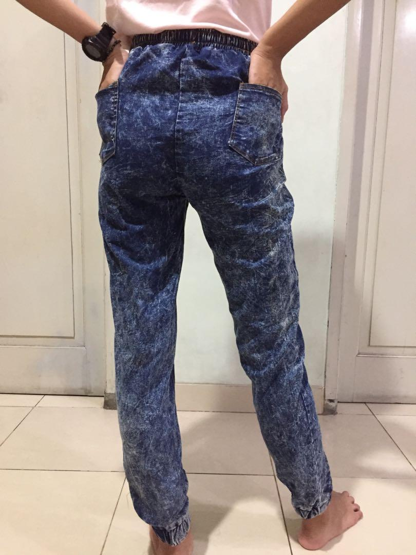 Celana Panjang model Jogger