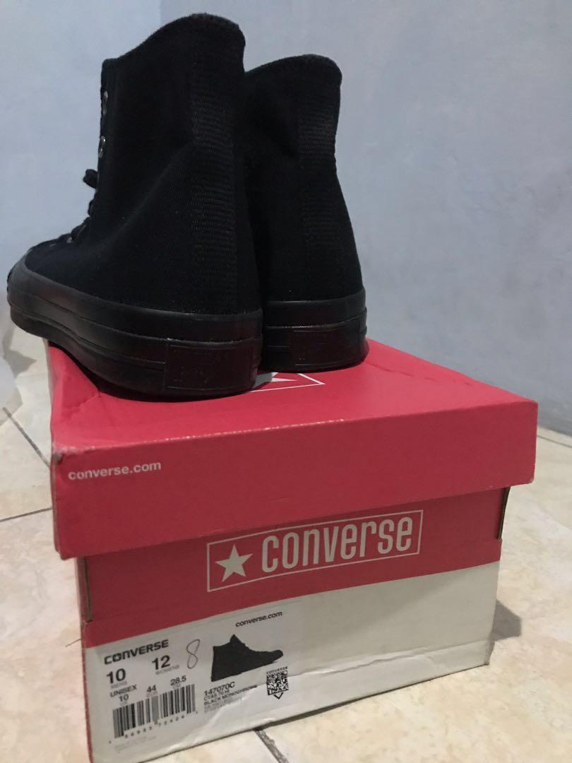 Converse 70s Monoblack