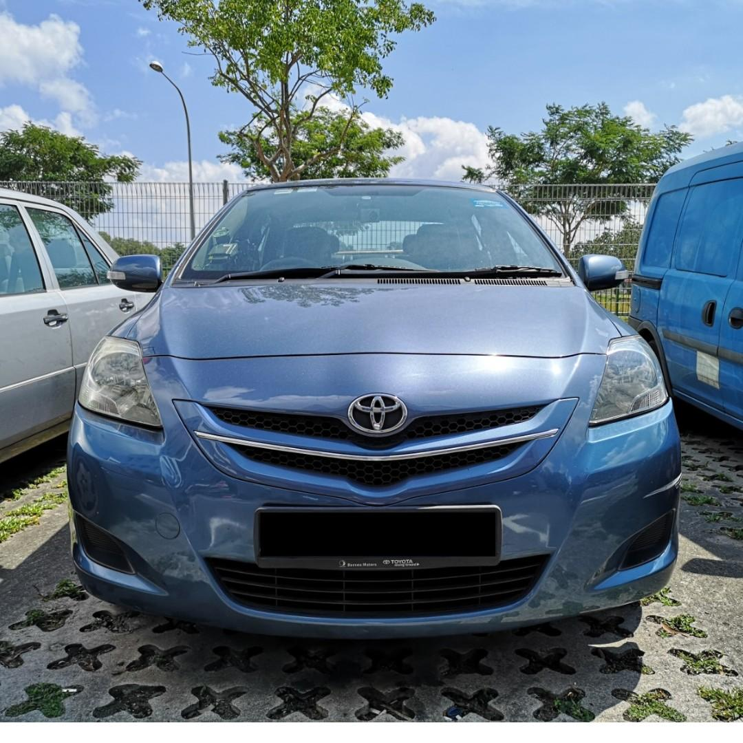 Weekly/Monthly Toyota Vios( Personal )