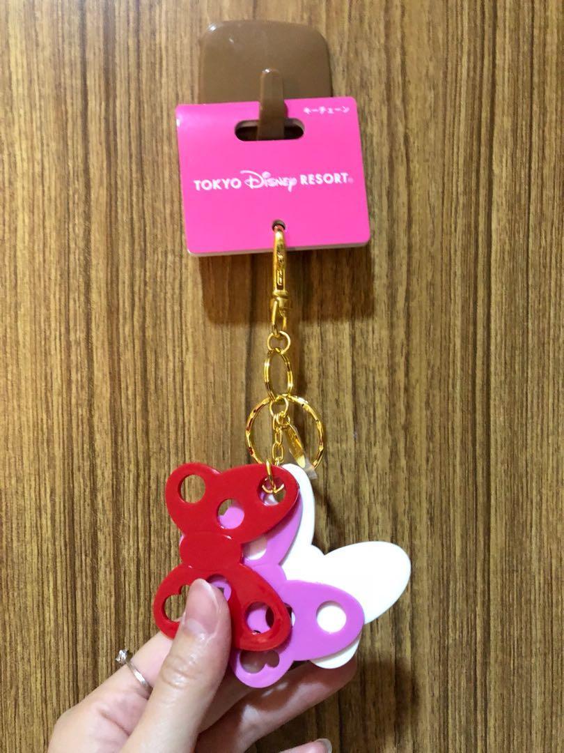 Disney Minnie Keychain