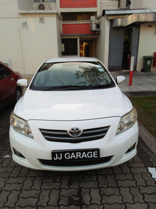 Grab / Go-Jek Car Rental #MPV #SEDAN