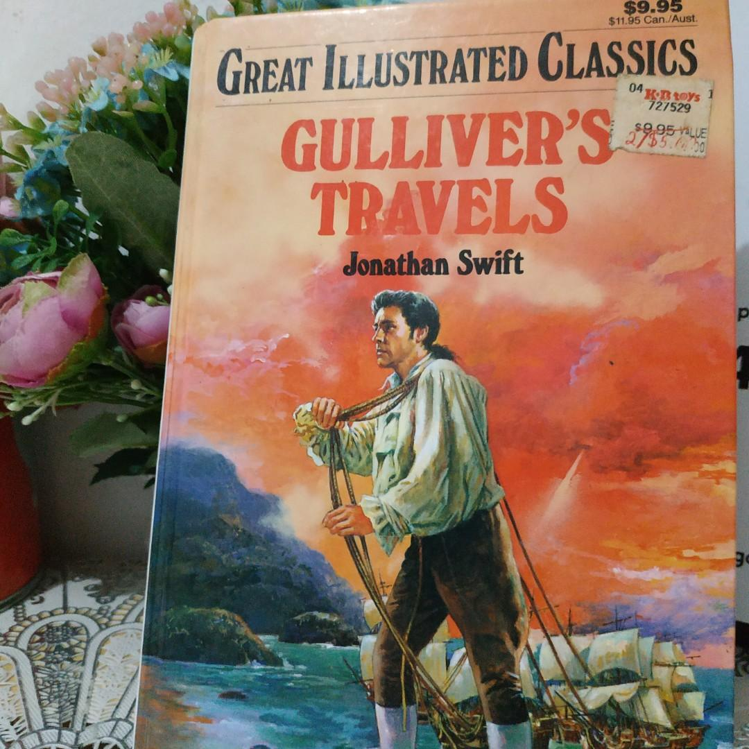 Gulliver travel Jonathan Swift