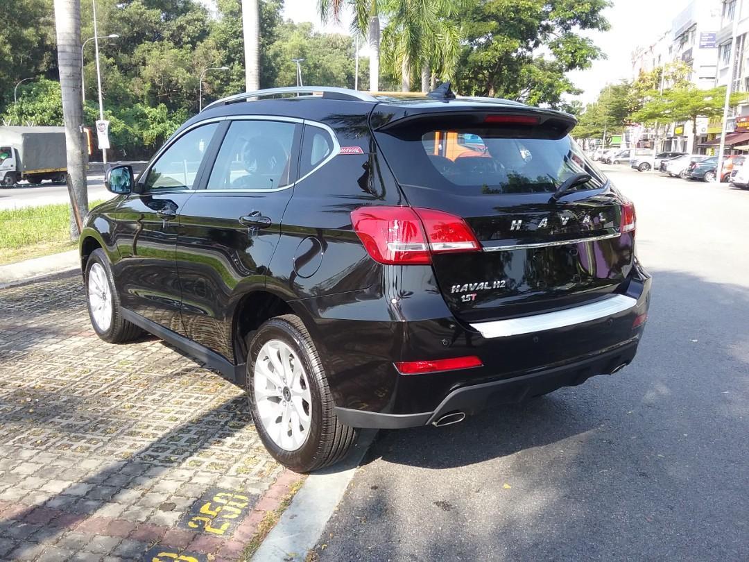 8 Years Warranty Haval H2 Comfort SUV 1.5 turbocharge