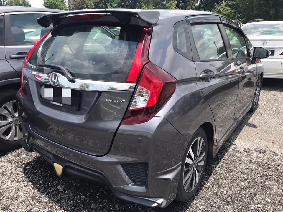 Honda Jazz 1.5 Auto V Spec Tahun 2015