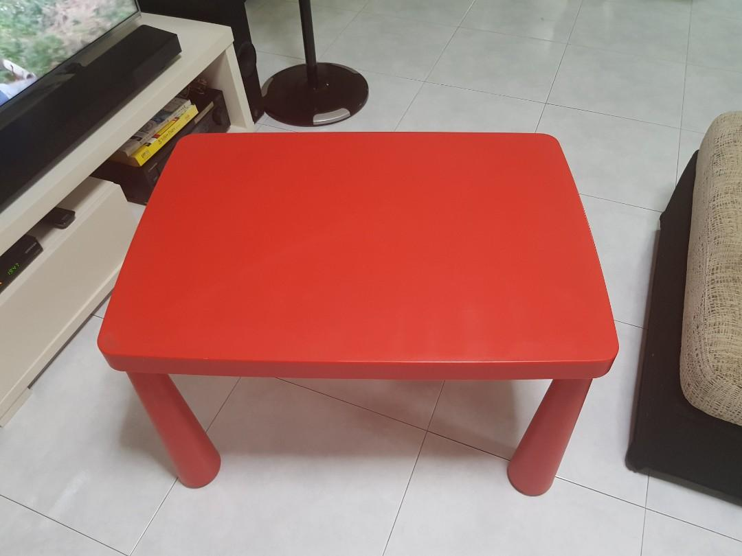 IKEA children table