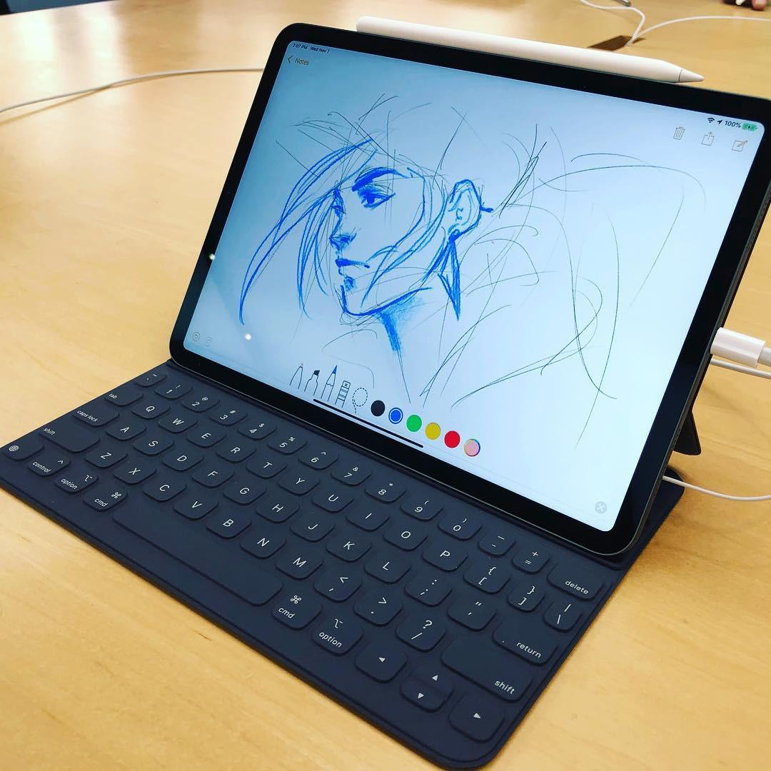 iPad Pro 11Inch 256GB Tablet [2018/ Wifi Only] Kredit Gan