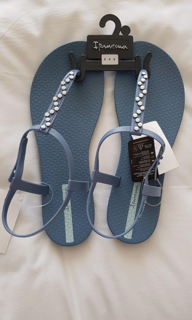IPANEMA Blue Sandals for Sale! (NEW