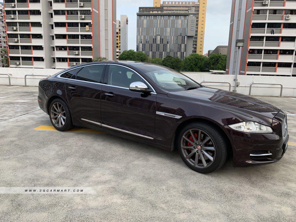 Jaguar XJ 2.0 Premium Luxury SWB Auto