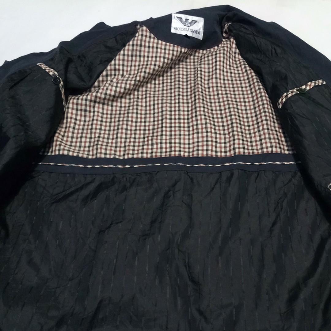 jaket bekas giorgio armani istimewa