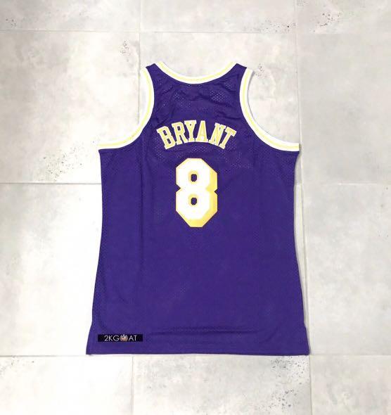 Kobe Brynt 98 All Star NBA Basketball Jersey