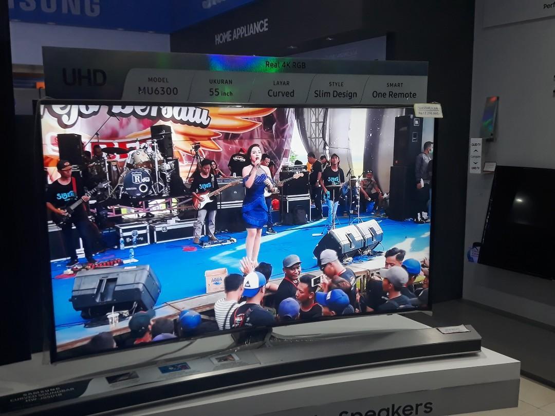 Kredit TV Samsung 55 inch Proses cepat hanya 3 menit