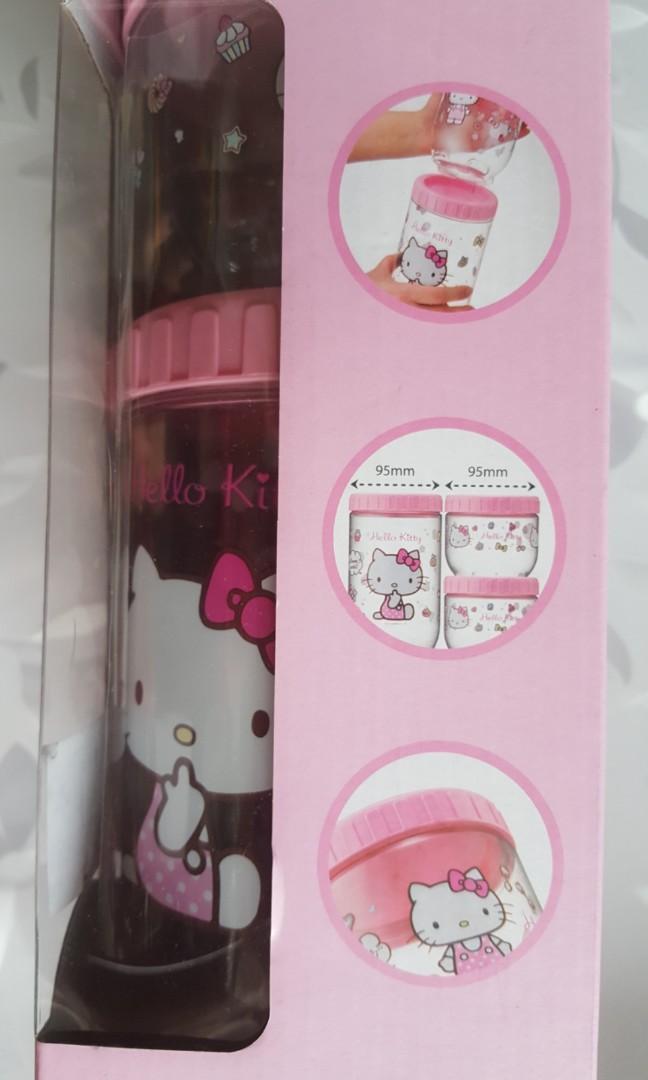Hello Kitty Lock&Lock密實樽