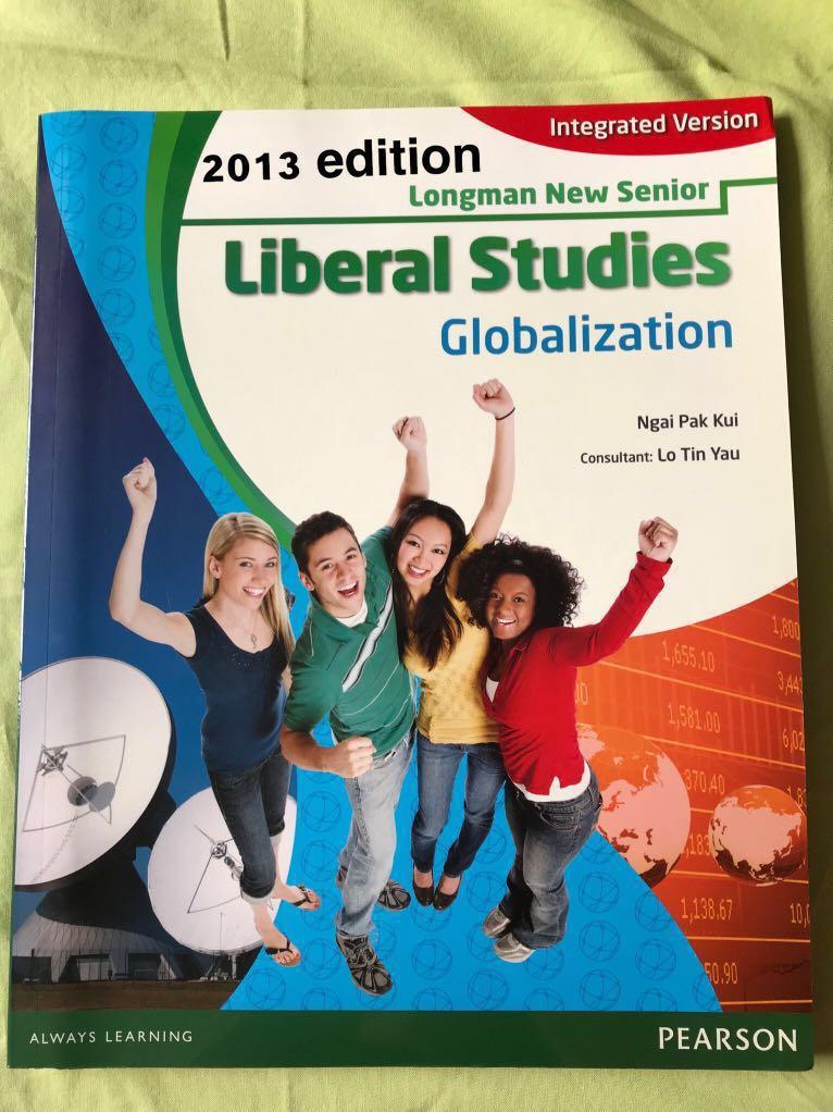 Longman Liberal Studies x 4
