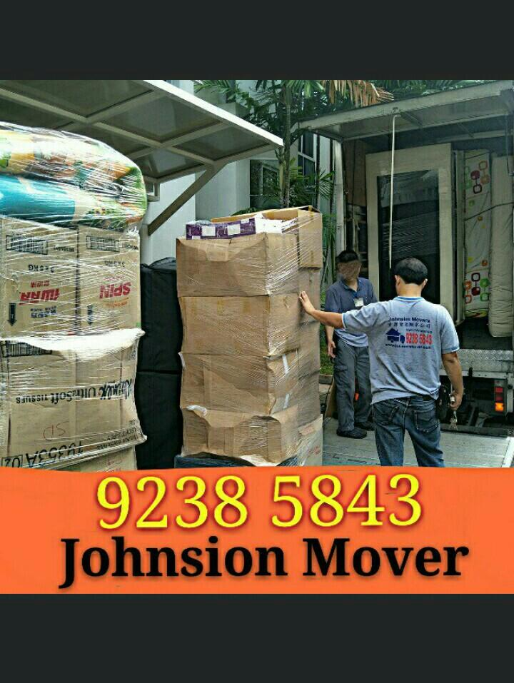 Mover house moving services call 92385843 Johnson