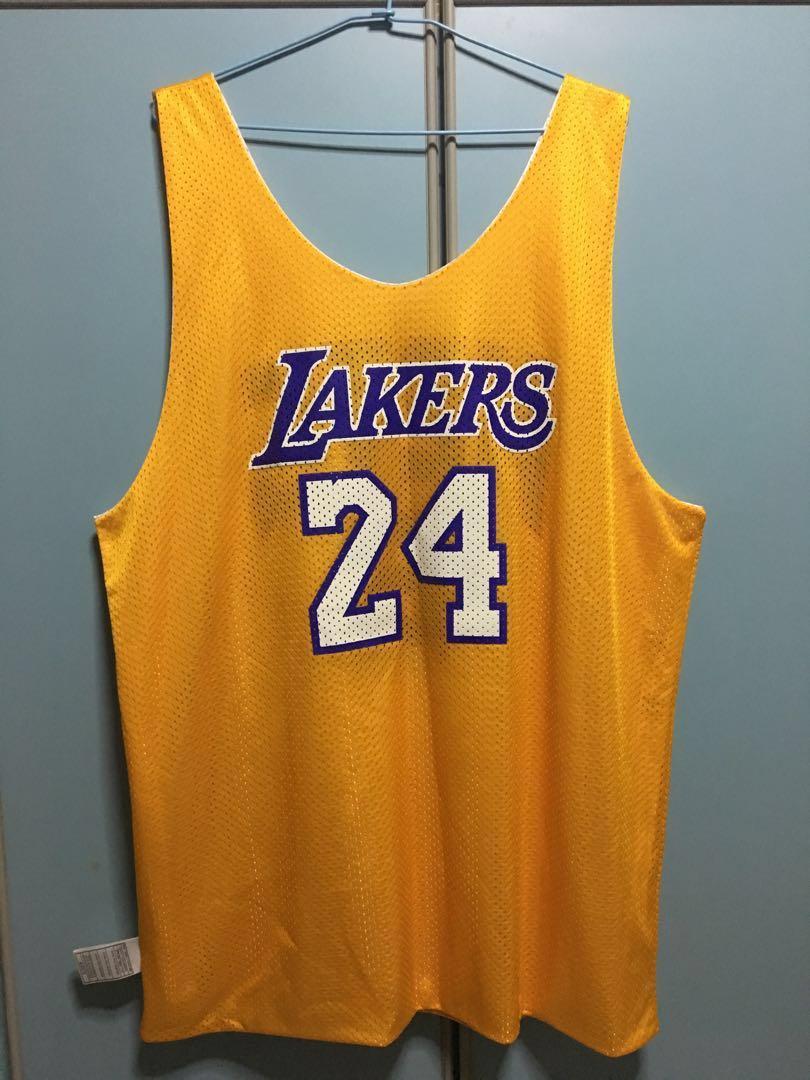 save off 44214 5b672 Nba reversible Basketball jersey,Lakers Kobe Bryant ,Nets ...