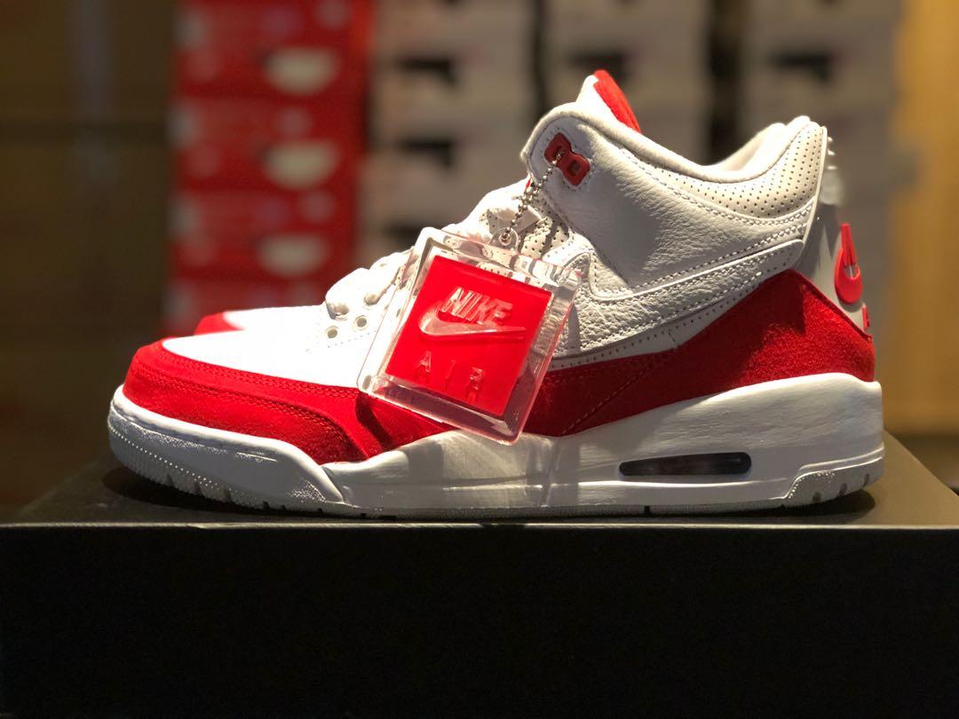 "best loved e03fa 81c4d Nike Air Jordan 3 Tinker "" AIRMAX ANNIVERSARY RED """