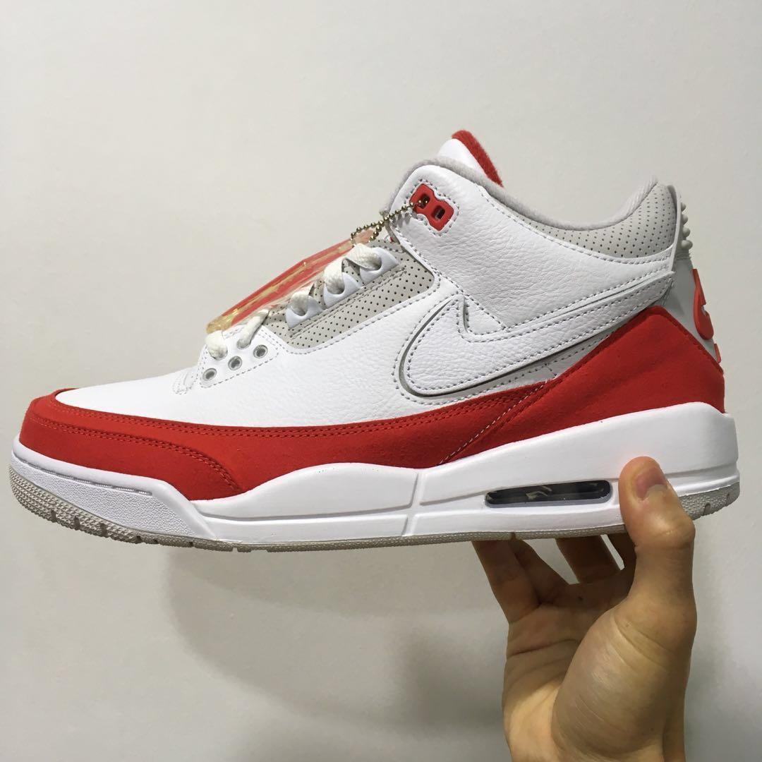 mieux aimé e14f0 6e0b7 Nike Air Jordan 3 Tinker TH SP Airmax 1 OG, Men's Fashion ...