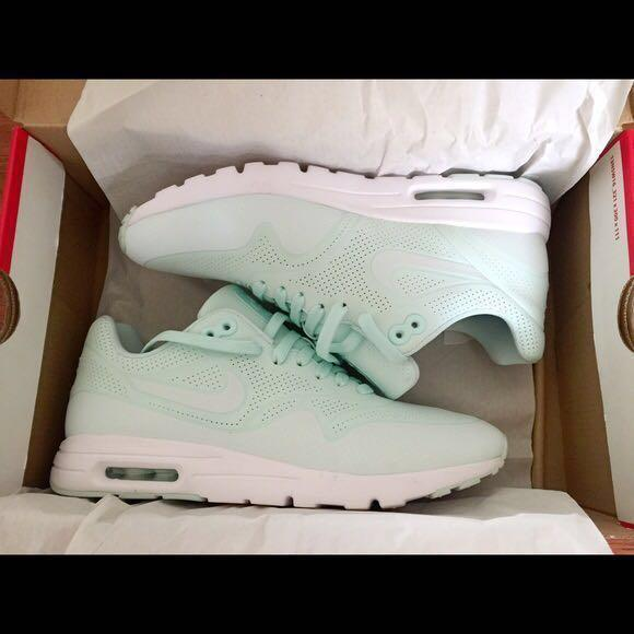 nike air max ultra moire mint groen