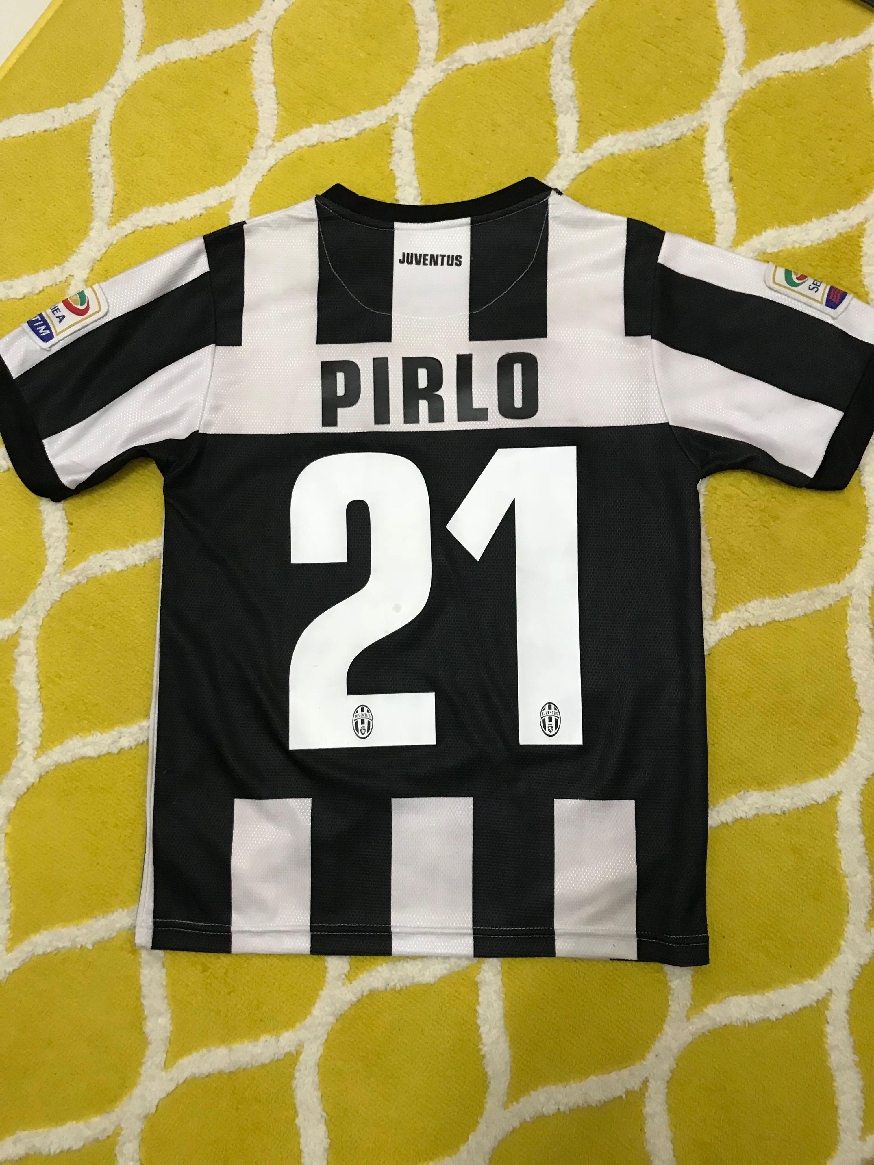 29f1669e256 Nike Juventus  PIRLO 21  2012-2013 Home Jersey