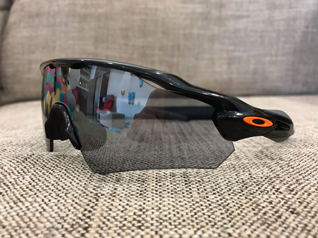 3705b5f433 Oakley™ RADAR EV Path (Polished Black Slate Iridium)