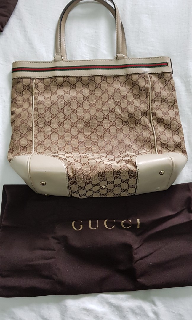 4b0fe525057 PREOWNED GUCCI MONOGRAM LUXURY BRANDED HANDBAGS FOR SALE