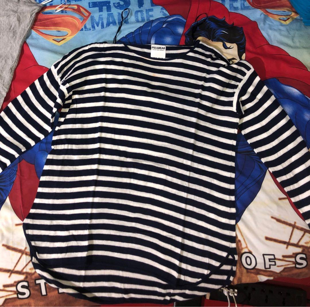 pull&bear stripes
