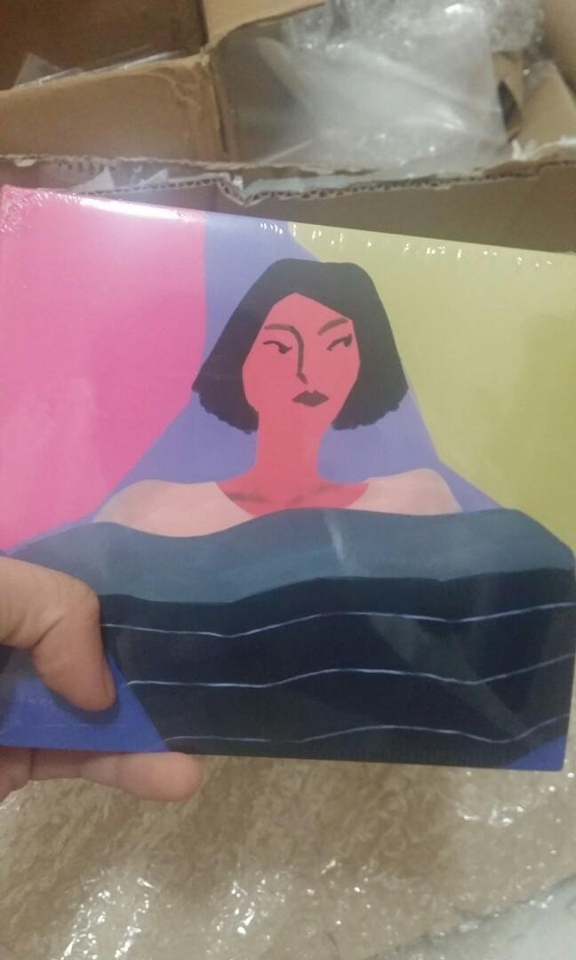 [Ready Stock]  EPIK HIGH - EP Album [sleepless in __________]+limited poster