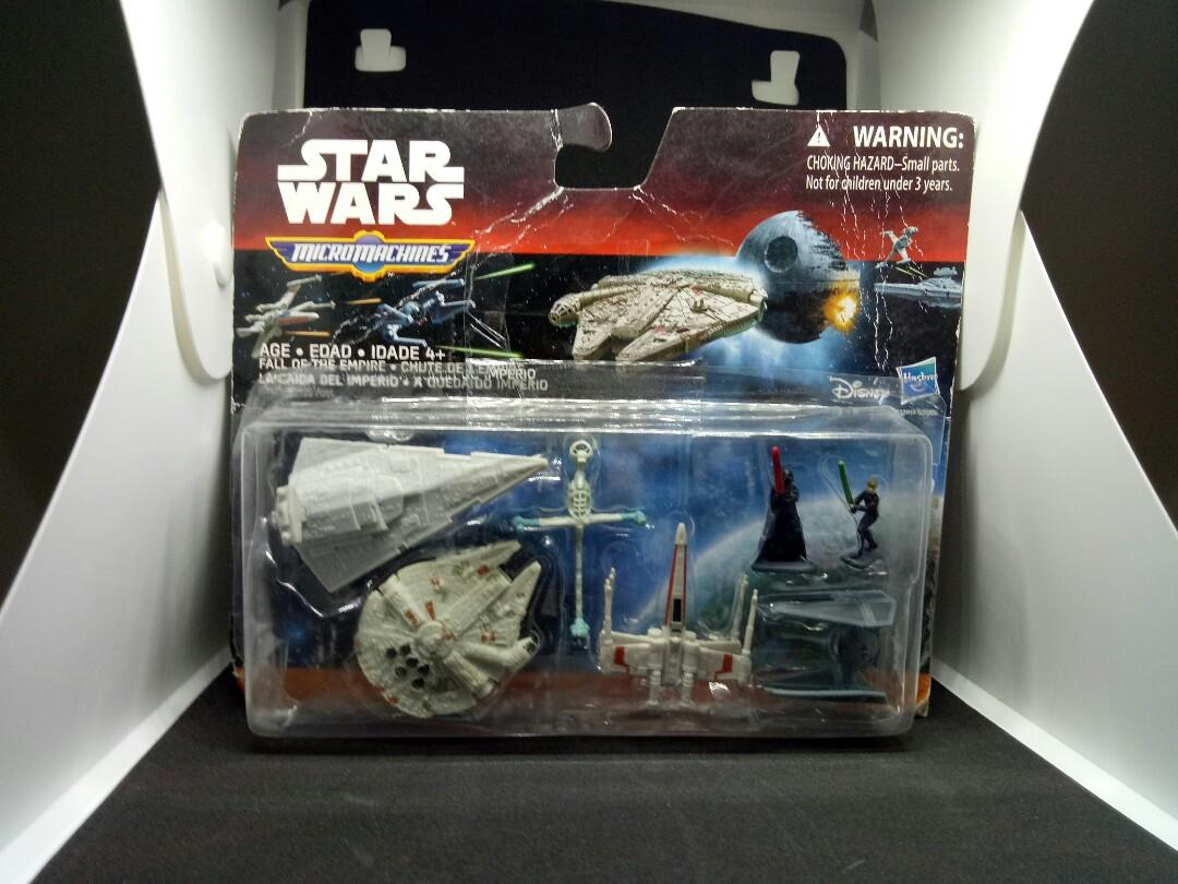 Star Wars Micromachines Fall Of The Empire