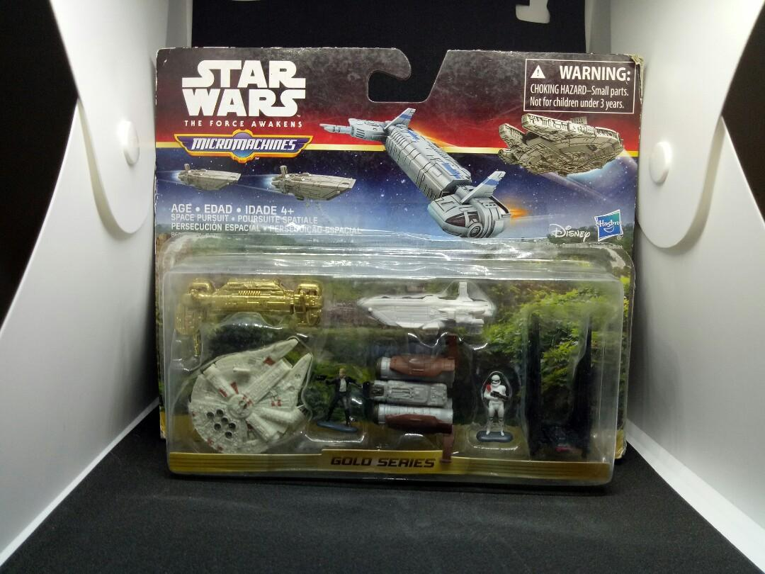 Star Wars Micromachines Space Pursuit