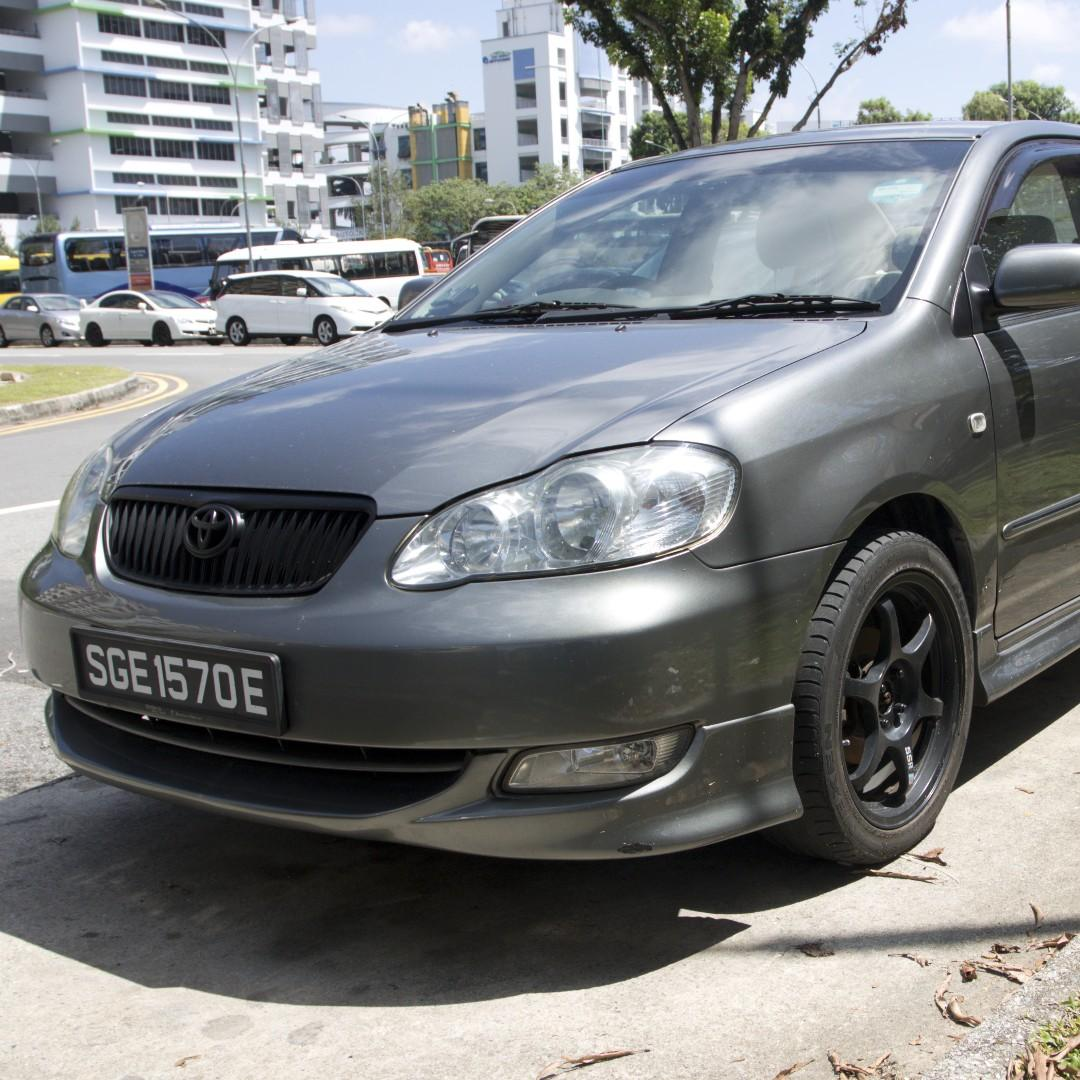 Toyota Altis - Super Deal