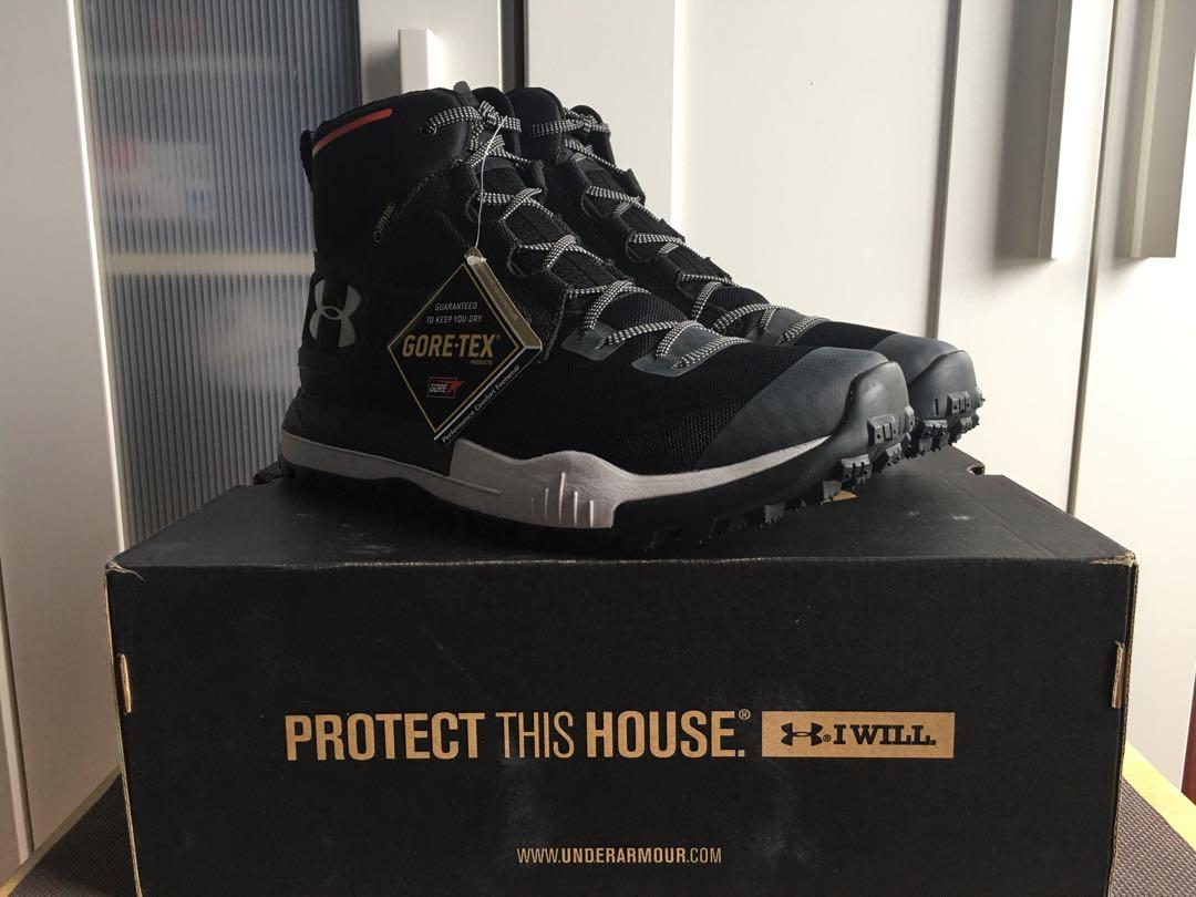 Under Armour Men's Newell Ridge Mid GTX Hiking Boots - MEN10.5