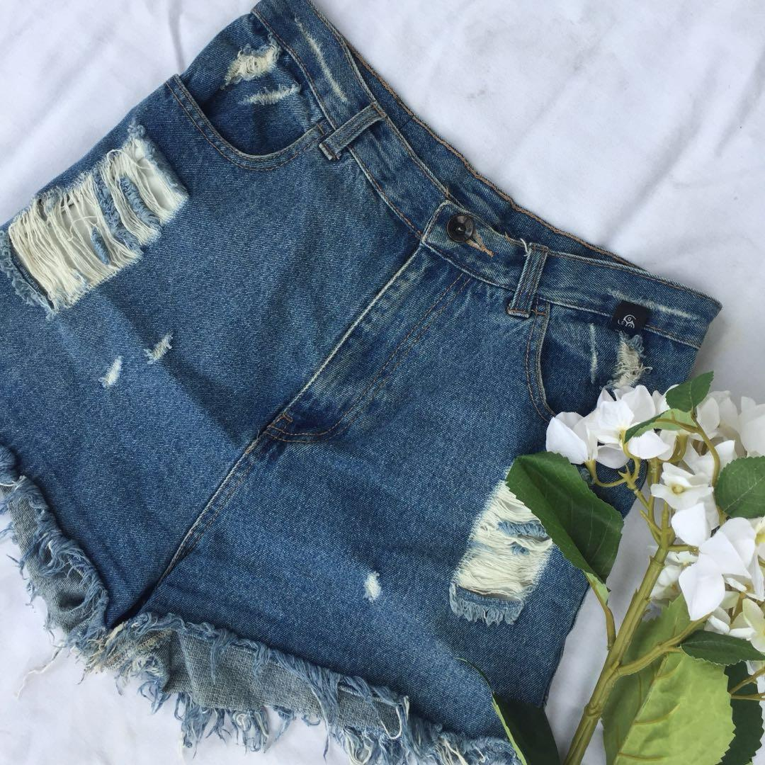 Usual Suspects • Denim Shorts