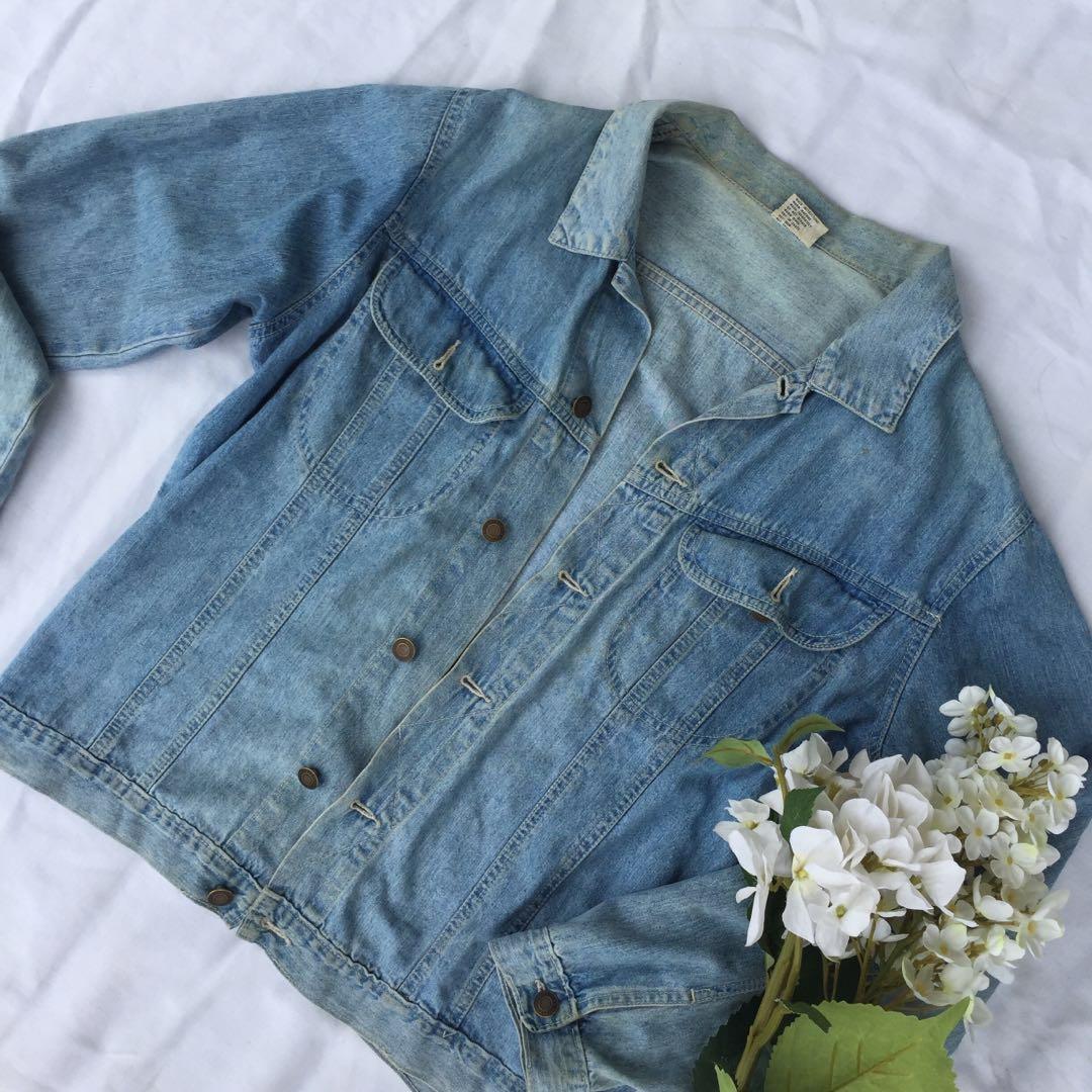 Vintage • Denim Jacket
