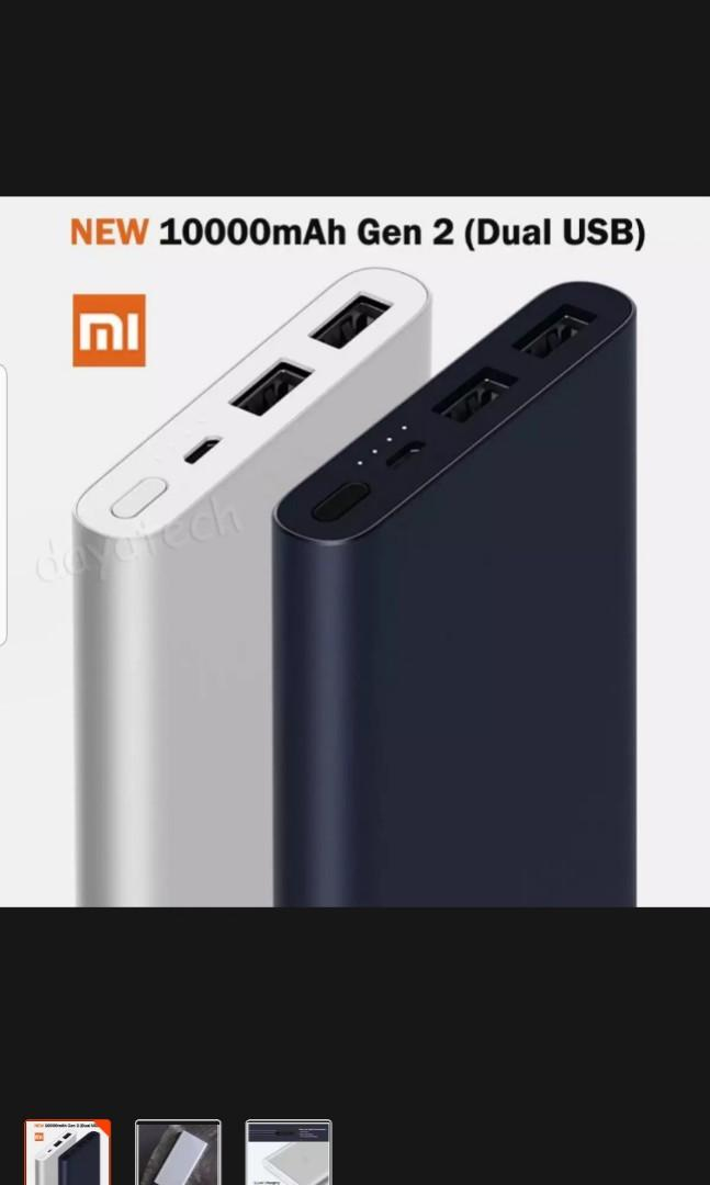 Xiaomi Powerbank 10000mAh