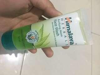 Himalaya Purifying Face wash