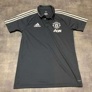 🚚 MANCHESTER UNITED POLO (Size S)