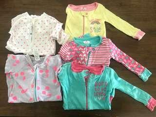 baby jumpsuit assorted brand