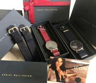 Daniel Wellington Gift Box Packages