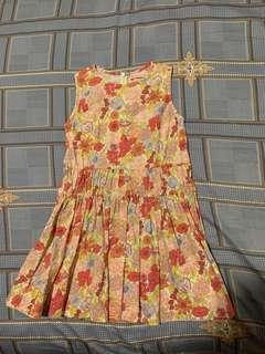 🚚 Gingersnaps floral dress