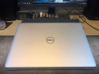 Dell Inspiron 14 5000 銀色 極新