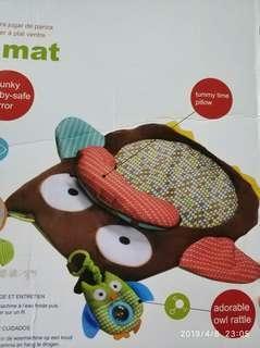Spphop tummy time baby mat / matras bayi
