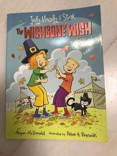 🚚 Judy Moody & Stink - The wishbone wish