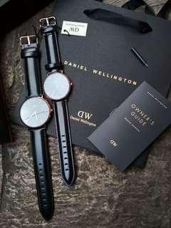 Jam tangan Daniel wellington bristol couple