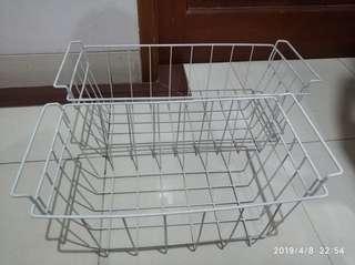 Keranjang freezer ukuran 42x21x24 cm
