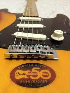 Fender Stratocaster Japan 50th Anniversary