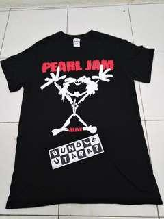BAND T: Pearl Jam