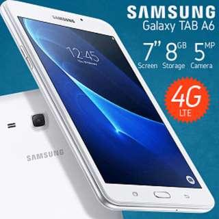 "Offer me! GALAXY TAB A6 7.0"" (4G) SM-T285M #Samsung"