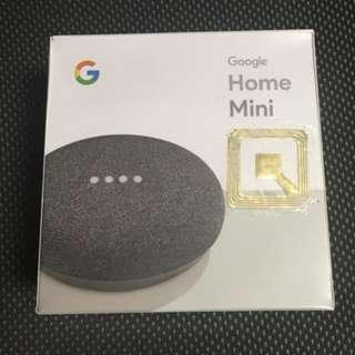 Brand New Google Home Mini for Sale