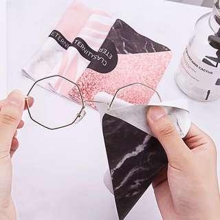 麂皮絨眼鏡布
