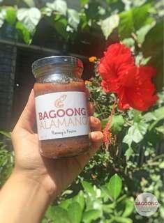 Homemade Sweet Bagoong Alamang